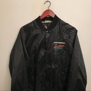 Vintage Chevy Camaro heartbeat of America jacket
